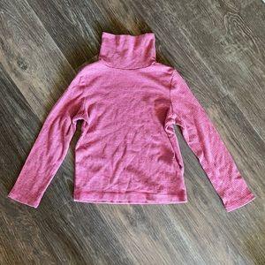 4/$20 Girls Gap Turtleneck Striped Shirt Sz 5
